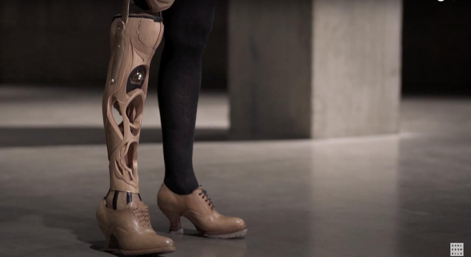 Artist Creates Museum Worthy Prostheses