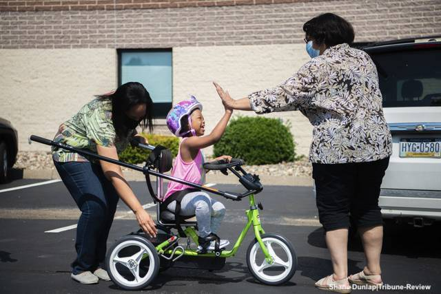 Adaptive Bikes Help Children With Mobility Issues