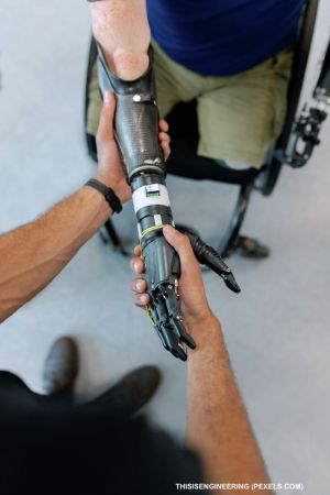 Future May Contain Prostheses With Extraordinary Strength