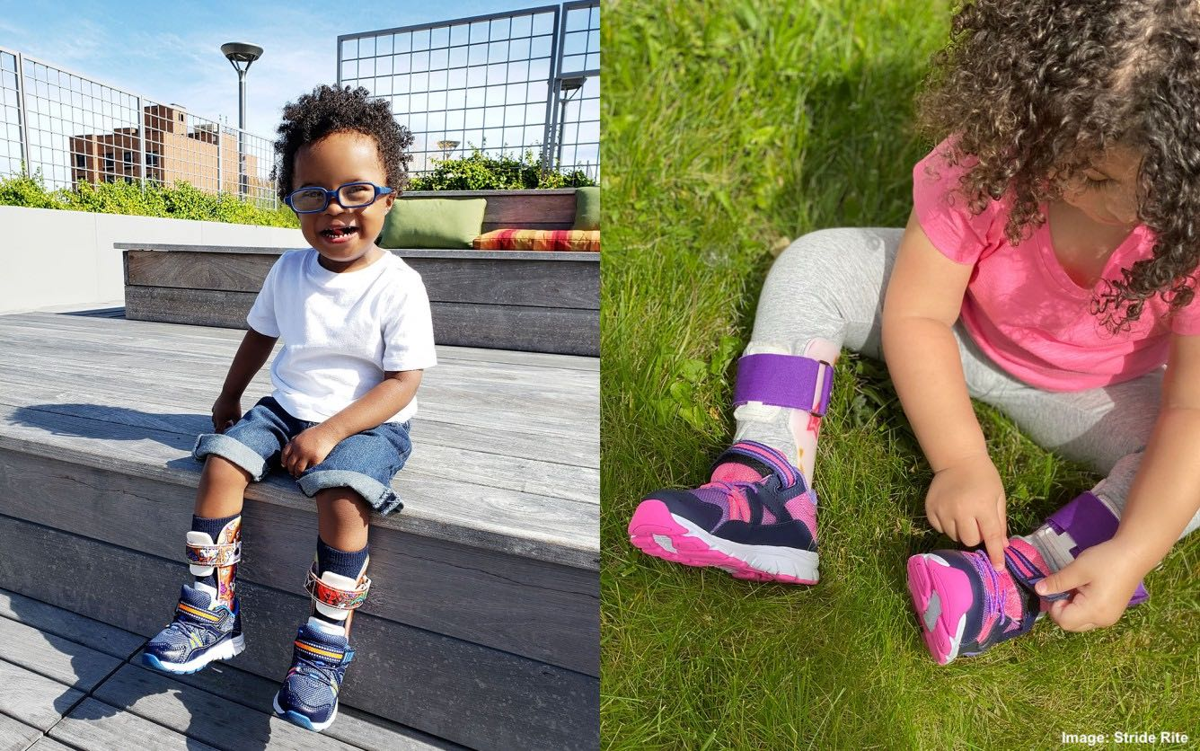Company Creates Shoes For Children With Special Needs