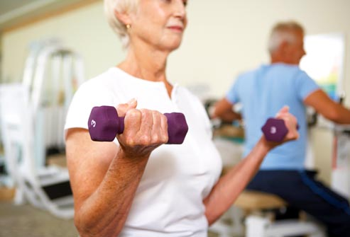 Preventing Age-Related Muscle Loss